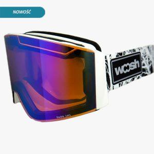 gogle snowboardowe męskie woosh